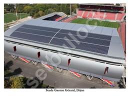 Ukraine | Postcard | Stade Gaston Gérard | Dijon, France | Soccer | Football | Stadium | Arena - Soccer