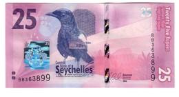 Seychelles 25 Rupees 2016 - Seychellen