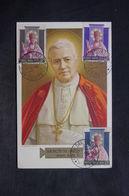 VATICAN - Carte Maximum 1954 - Pape Pie X - L 34085 - Maximum Cards
