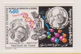 Tunisia Health Pasteur DNA Medicine MNH - Medicine