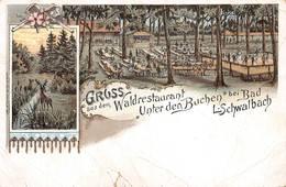 Bad Schwalbach Gruss Attention à L'état - Bad Schwalbach