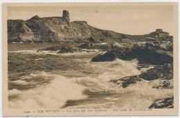 CORSE CPA  ILE ROUSSE - Les Ilots Par Mer Houleuse - Otros Municipios