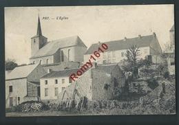 PRY. Village Et Eglise. - Walcourt