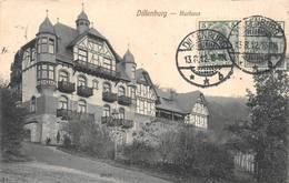 Dillenburg Jumelage Orange - Dillenburg