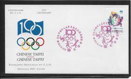 Thème Haltérophilie - Jeux Olympiques - Sports - Enveloppe - Weightlifting