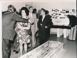 MELLE --- FOTO 1973    10 X 8 CM     HEEMKUNDIG MUSEUM - Melle