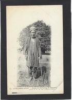 CPA BENIN Afrique Noire Type Ethnic Royalty Roi Chaka Non Circulé - Benin