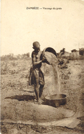 ZAMBEZE  - Vannage Du Grain - Zambie
