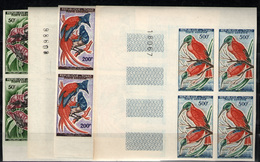 Tchad Aéreos Nº 2/4, 6s. Año 1961/63 - Stamps
