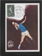 Thème Hand-ball - Jeux Olympiques - Sports - Carte Maximum - Handball