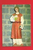 14 Calvados MONTCHAUVET Statue De St Mathurin Pélerinage Tout Le Mois De Mai - Other Municipalities