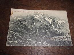 Alpes - 05 - LE CIMET VU COL DE FOURS - France