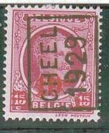 OCVB N° 4814  GHEEL 1929   A - Roulettes 1920-29