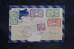 VIÊT NAM - Enveloppe De Gantho Pour La France En 1951 , Affranchissement Plaisant - L 34120 - Viêt-Nam