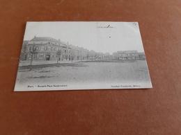 MENIN  Nouvelle Place Vandermersch Obl 1902 - Menen
