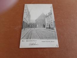 MENIN  Église De Saint François Obl 1902 - Menen