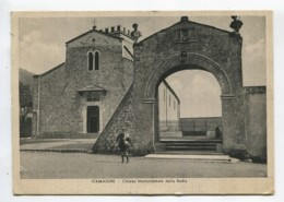 CAMAIORE LUCCA TOSCANA  ITALIA ANTIGUA POSTAL ITALY POSTCARD 140619 - Lucca