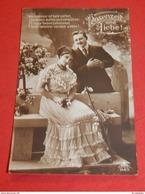"""FANTAISIES - COUPLES - """" Rosenzeit Und Liebe ! """" -  """" Wonnemonat Ist Bald Vorbei ..."""" - 1916 - - Couples"""