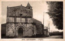 LES ESSSARDS L EGLISE - Les Essarts