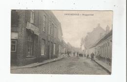 SWEVEZEELE (SWEVEZELE VINGENE)  BRUGGERSTRAAT 1918 - Wingene