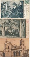 1927-642 3cp Sicile Palerme Syracuse Monréale   La Vente Sera Retirée Dle 20-07 - Italië
