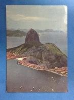 POST CARD CARTOLINA FORMATO GRANDE RIO DE JANEIRO - Rio De Janeiro