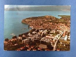 POST CARD CARTOLINA FORMATO GRANDE OCRIDA OHRID - Macedonia