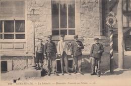 Gérardmer  La Schlucht - Douaniers Français - Gerardmer
