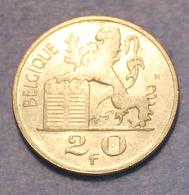 BOUDEWIJN 1953 FR   2 SCANS - 1951-1993: Baudouin I