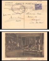 6778 Assemblee Nationale 1939 Questure Cote Du Nord France Carte Postale (postcard) - Marcofilie (Brieven)