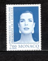 MONACO N° 1984    NEUF SANS CHARNIERE COTE 3.40€  PRINCESSE CAROLINE - Monaco