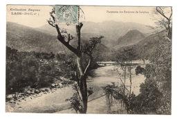 LAOS - Panorama Des Environs De LAÏCHAU - Laos