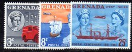 BIG - GRENADA 1961  , Yvert  N. 178/180  ***  MNH (2380A) - Grenada (...-1974)