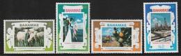 BAHAMAS -  N° 362/5 ** (1975) Economie - Bahamas (1973-...)