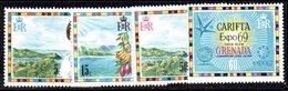 BIG - GRENADA 1969  , Yvert  N. 298/301  ***  MNH (2380A)  CARIFTA - Grenada (...-1974)