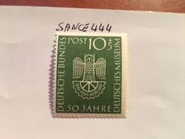 Germany German Museum 1953 Mnh - [7] Federal Republic