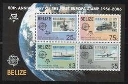 BELIZE - BLOC  N° 91 ** (2006) - Belize (1973-...)