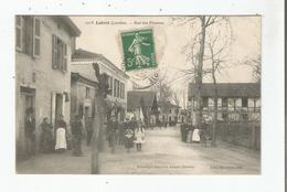 LABRIT (LANDES) 1715 RUE DES PLANTONS (BELLE ANIMATION) 1908 - Labrit