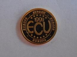 96Lb  Monnaie Ecu En Or 585 De L'année 1999 état FDC - San Marino