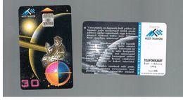 ESTONIA -  EESTI TELEFON  -   1998  UNIVERSE - USED - RIF.10559 - Estonia