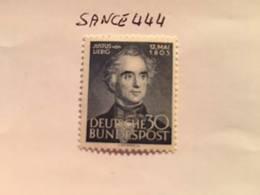 Germany J. Von Liebig Scientist 1953 Mnh - [7] Federal Republic