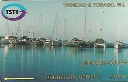 USATA-TSTT- TRINIDAD & TOBAGO - Trinité & Tobago