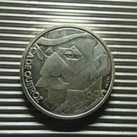 Portugal 500 Escudos Eça De Queiroz Silver - Portugal