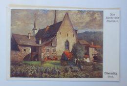 Deutscher Schulverein, Nr. 1571, Alte Kirche Am Stadttor, Oberwölz ♥  (7520) - Ilustradores & Fotógrafos