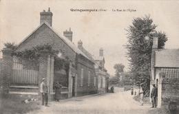 60 Quinquempoix. La Rue De L'Eglise - Pont Sainte Maxence