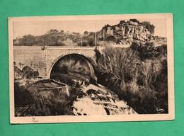 13 Bouches Du Rhone Jouques Le Pont De La Motte Et Le Real - Other Municipalities