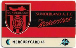 UK (Paytelco) - Football Clubs - Sunderland Logo - 5PFLH - 2.000ex, Used - Reino Unido