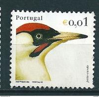 N° 2621 Oiseau Du Portugal Pic Vert Picus Viridis 0.01 € Oblitéré  Timbre Portugal 2003 - Oblitérés