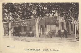 13)   MIRAMAS  - L'  Hotel De Miramas - France