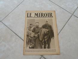 Le Miroir - La Guerre 1914-1918 - Journal N°267 - 5.1.1919 (Titres Sur Photos) Le Gros Canon Qui Bombardait Dunkerque - War 1914-18